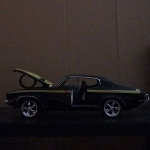 Metal die cast car collectible